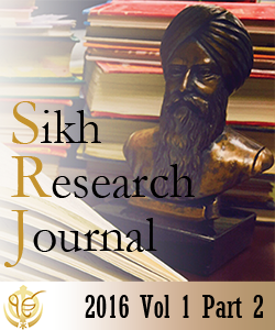 Sikh Research Journal Vol 1 Part 2
